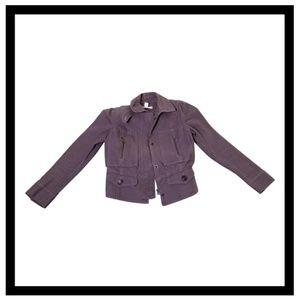 Jackets & Blazers - Women's Coat & jacket Size L Purple